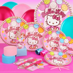 Hello Kitty Party Supplies