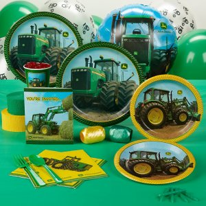 John Deere Tractor Party Supplies