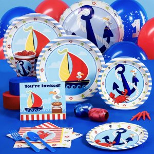 Sailor - Anchors Aweigh Party Supplies