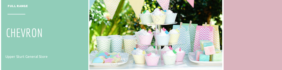 Chevron Party Supplies