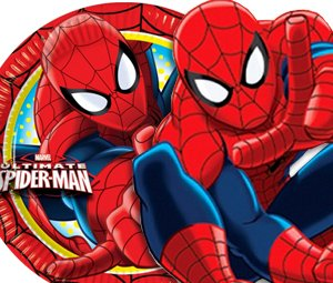 Spiderman Party Supplies