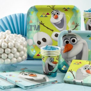 Olaf Frozen Party Supplies