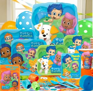 Bubble Guppies Party Supplies