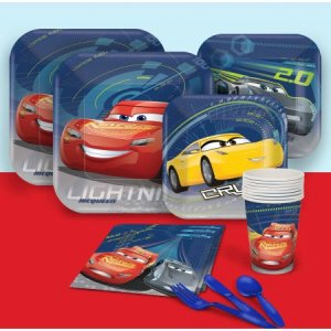 Cars Disney Party Supplies