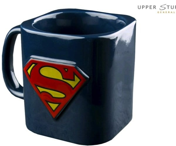 Superman - Superman 3D Logo Mug