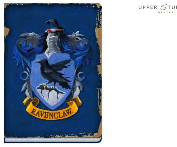 Harry Potter - Ravenclaw A6 Notebook