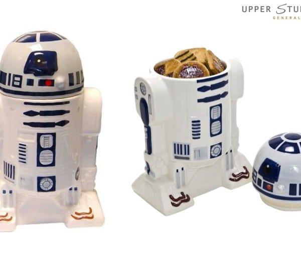 Star Wars - R2-D2 Ceramic Cookie Jar