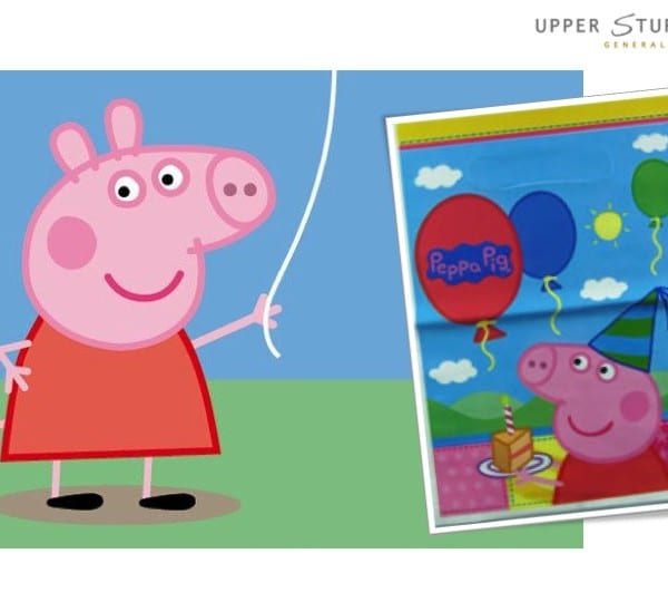 Lootbags - Peppa Pig