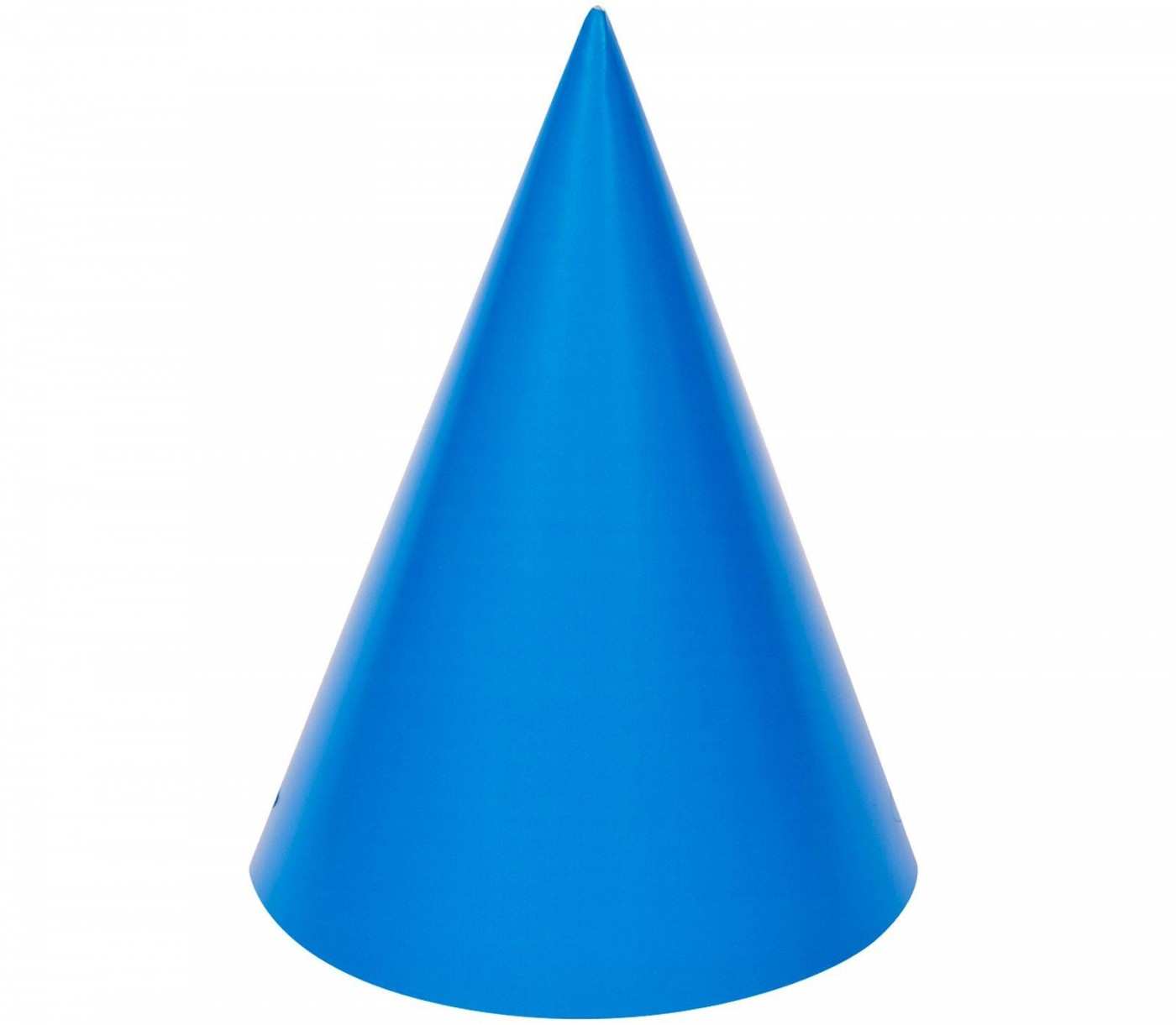 Blue Cone Party Hats 8 Pack Upper Sturt General Store