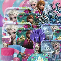 Frozen (Disney) Party Supplies