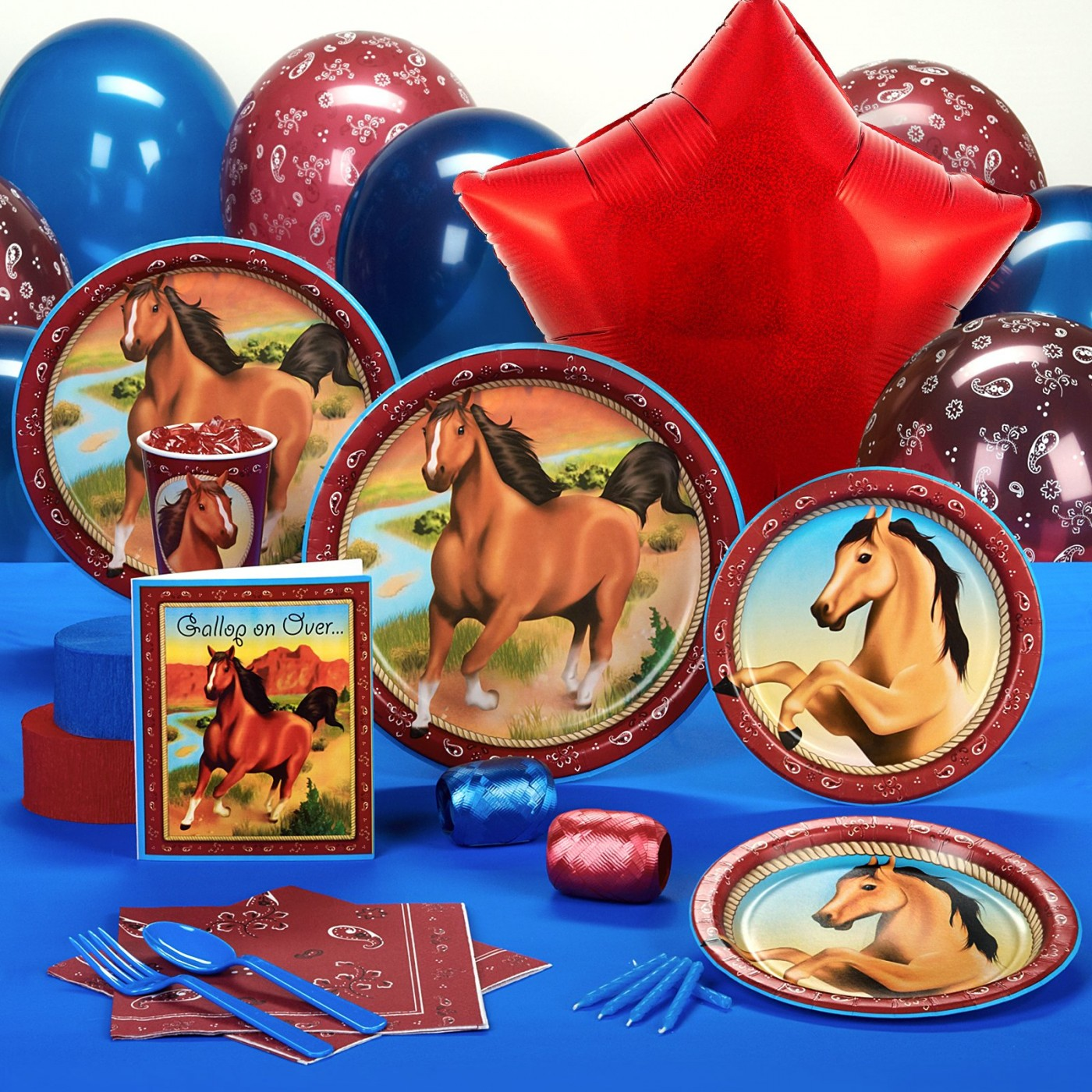 Horses Party Supplies