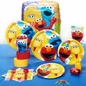 Sesame Street Party Supplies