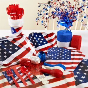 4th of July Party Supplies