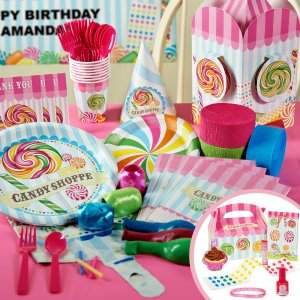 Candy Shoppe Theme