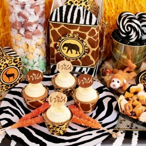 Jungle/Safari Party Supplies