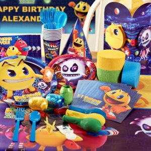 PAC-MAN Party Supplies