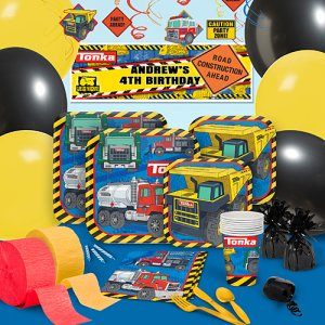 Tonka Party Supplies