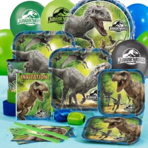 Jurassic World Party Party Supplies