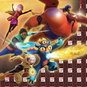 Big Hero 6 (Disney) Party Supplies