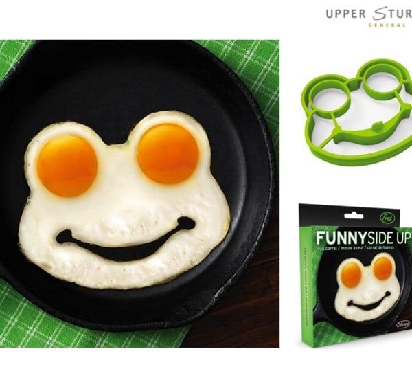 Funny Side Up - Frog