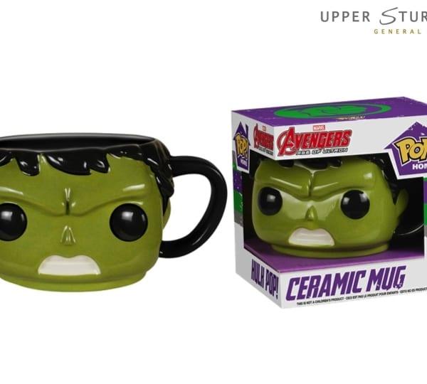 Pop! Home- Hulk Pop! Ceramic Mug