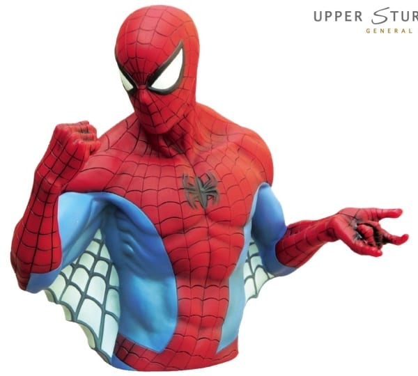 Spider-Man - Bust Bank