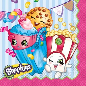 Shopkins Party Theme