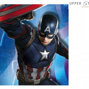 Captain America Civil War Party Supplies Upper Sturt General Store
