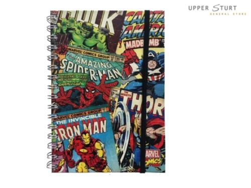 marvel-comics-montage-a5-notebook
