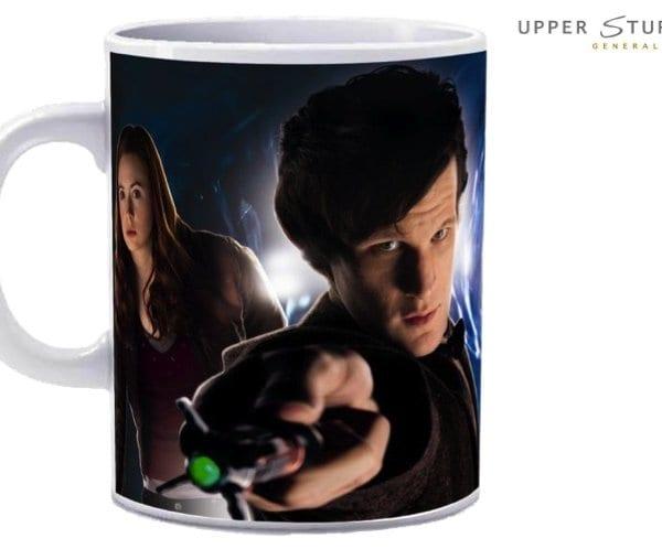 Doctor Who - Eleventh Doctor & Amy Pond Mug