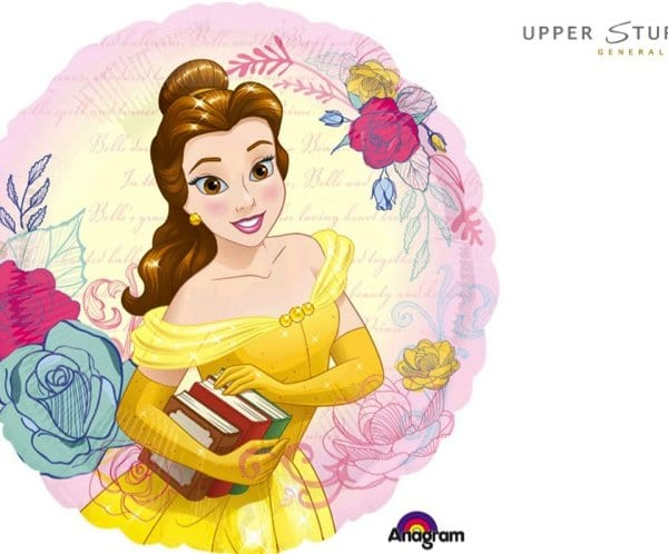 18_ Beauty and the Beast Balloon