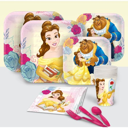 Beauty And The Beast Party Supplies