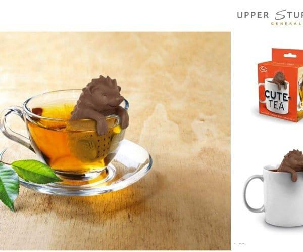 CuteTEA - Hedgehog Tea Infuser