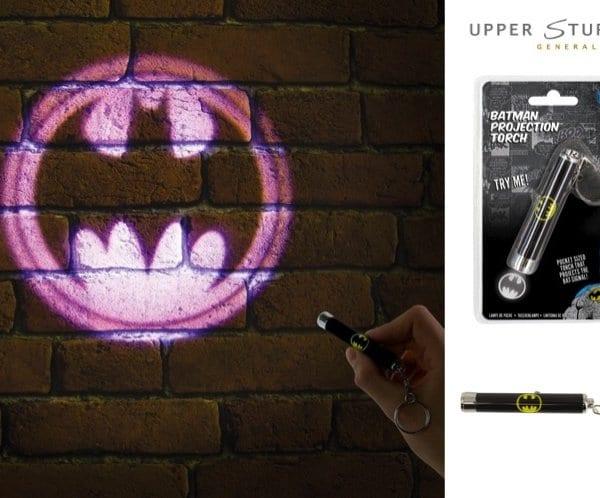 DC Comics Batman Projection Torch