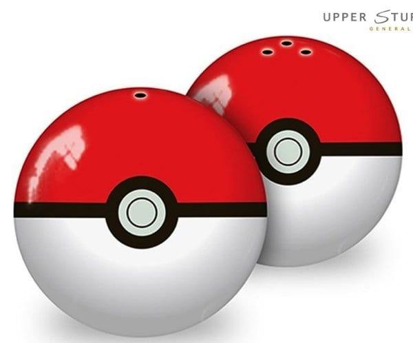 Pokemon Salt and Pepper Shakers