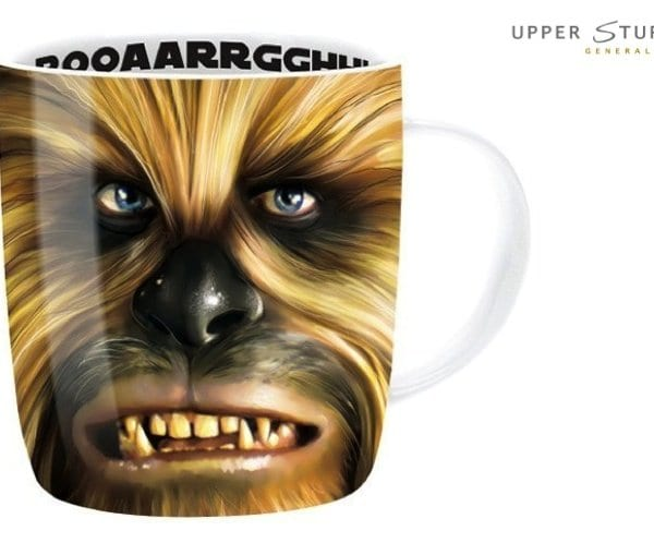 Star Wars Coffee Mug Chewbacca