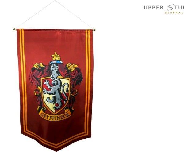 Harry Potter - Gryffindor Satin Banner