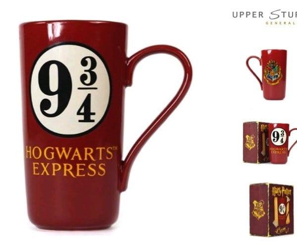 Harry Potter - Platform 9 34 Mug