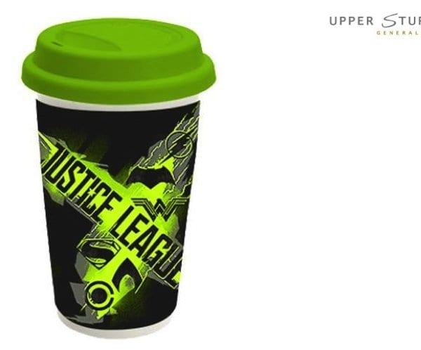 Justice League Movie Coffee Mug Travel Mug Logo