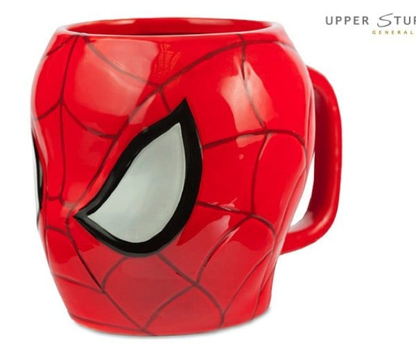Spiderman Coffee Mug 3D