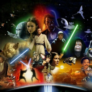 Everything Star Wars