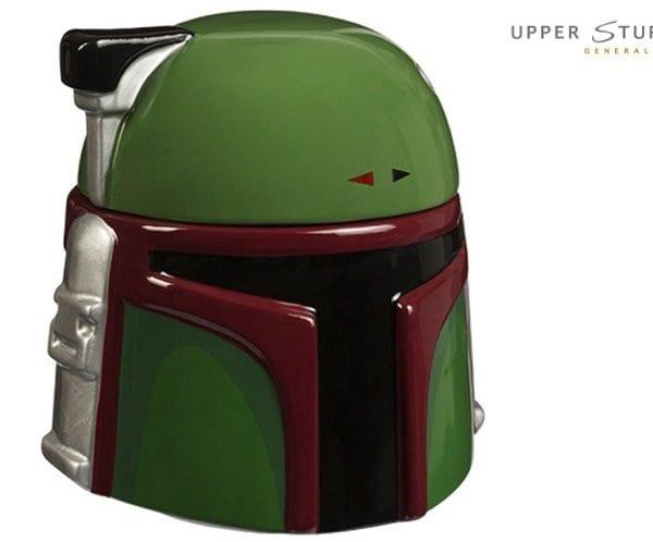 Star Wars Cookie Jar Boba Fett
