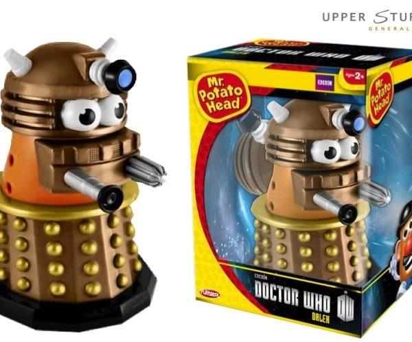 Doctor Who - Dalek Mr. Potato Head