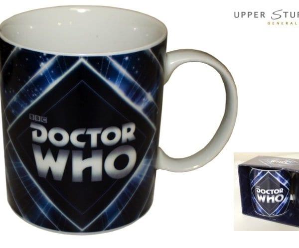 Doctor Who - Logo Mug