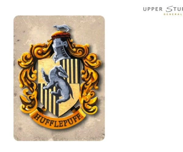 Harry Potter Magnet Hufflepuff 5055453448928