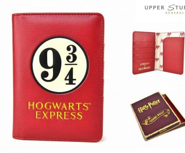 Harry Potter - Platform 9 34 Passport Wallet