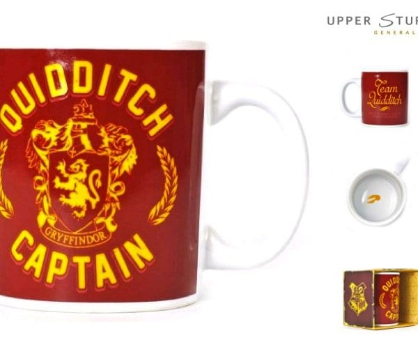 harry potter quidditch captain boxed mug upper sturt 5055453439551