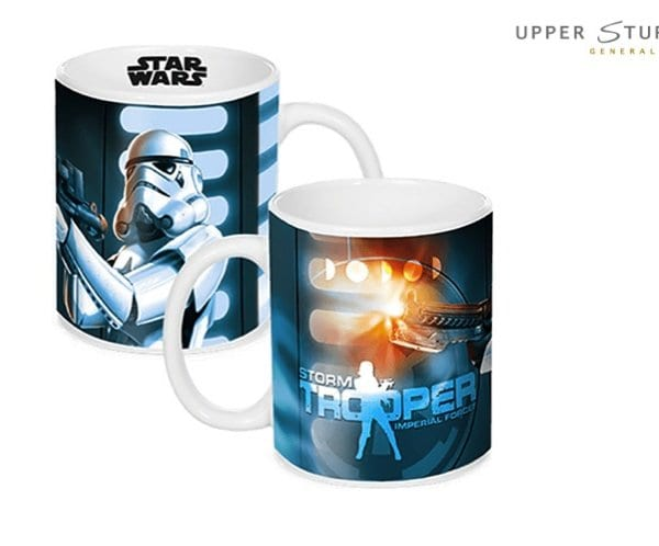 Star Wars Coffee Mug Stormtrooper Musical