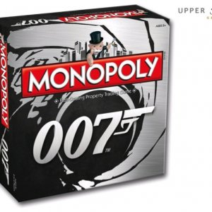 Monopoly James Bond 007 Edition 5053410002169