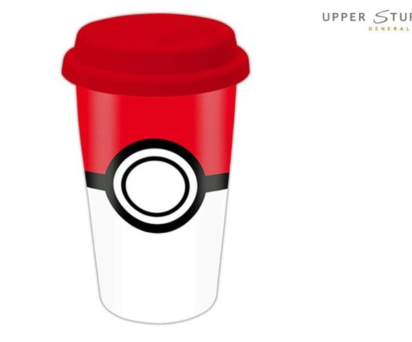Pokemon Travel Mug Pokeball 9314783508181